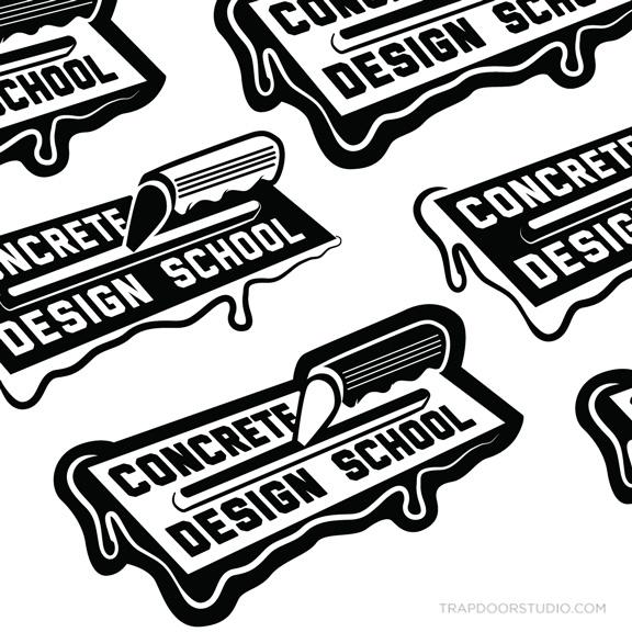 Masonry Trowel Logo : A concrete approach jon arvizu