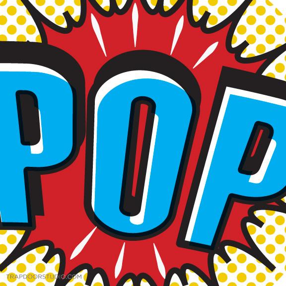 POP, PUNCH, POW! | Jon Arvizu