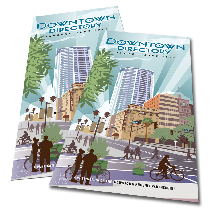 Phoenix Downtown Directory