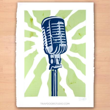 Microphone-retro-print-arvizu