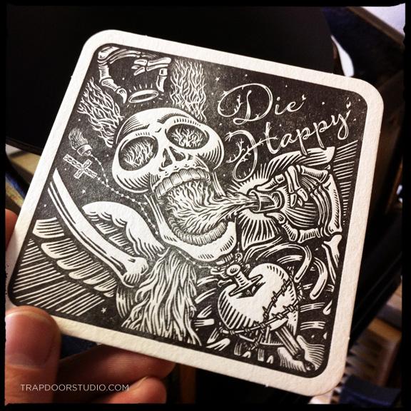 die-happy-bobcase1-coaster