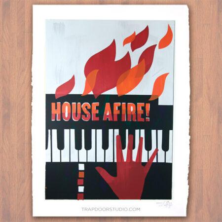 house-afire-monoscreen-jazz-art-arvizu