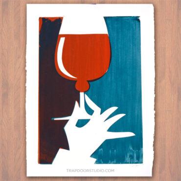 red-wine-monoscreen-art-arvizu