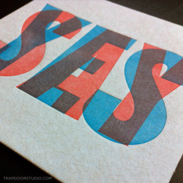 say-yes-letterpress-coaster-detail-trapdoor