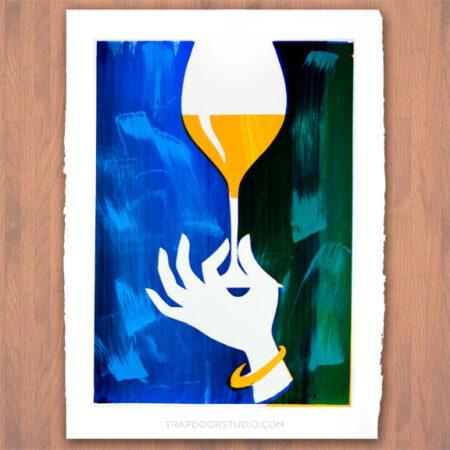 white-wine-art-monoscreen-jonarvizu