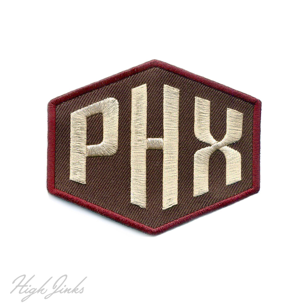 High-Jinks-Apparel-PHX-Metroline-Embroidered-Patch