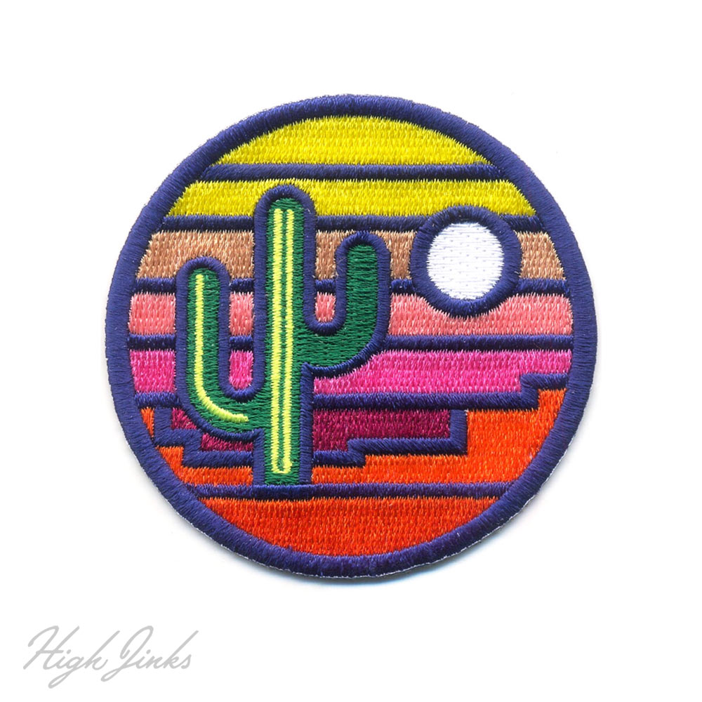 High-Jinks-Apparel-Stained-Glass-Sunset-Patch