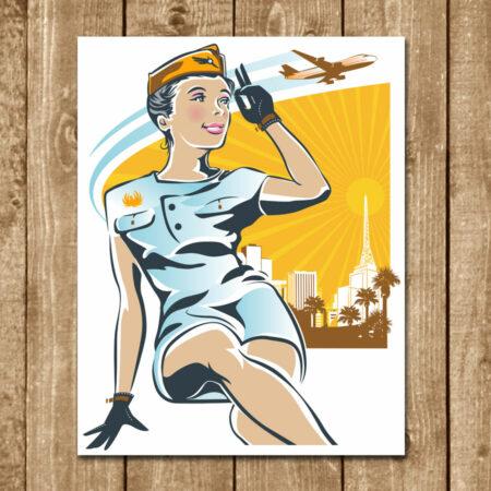 stewardess-print11x14-arvizu
