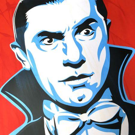 Dracula-serigraph2-arvizu