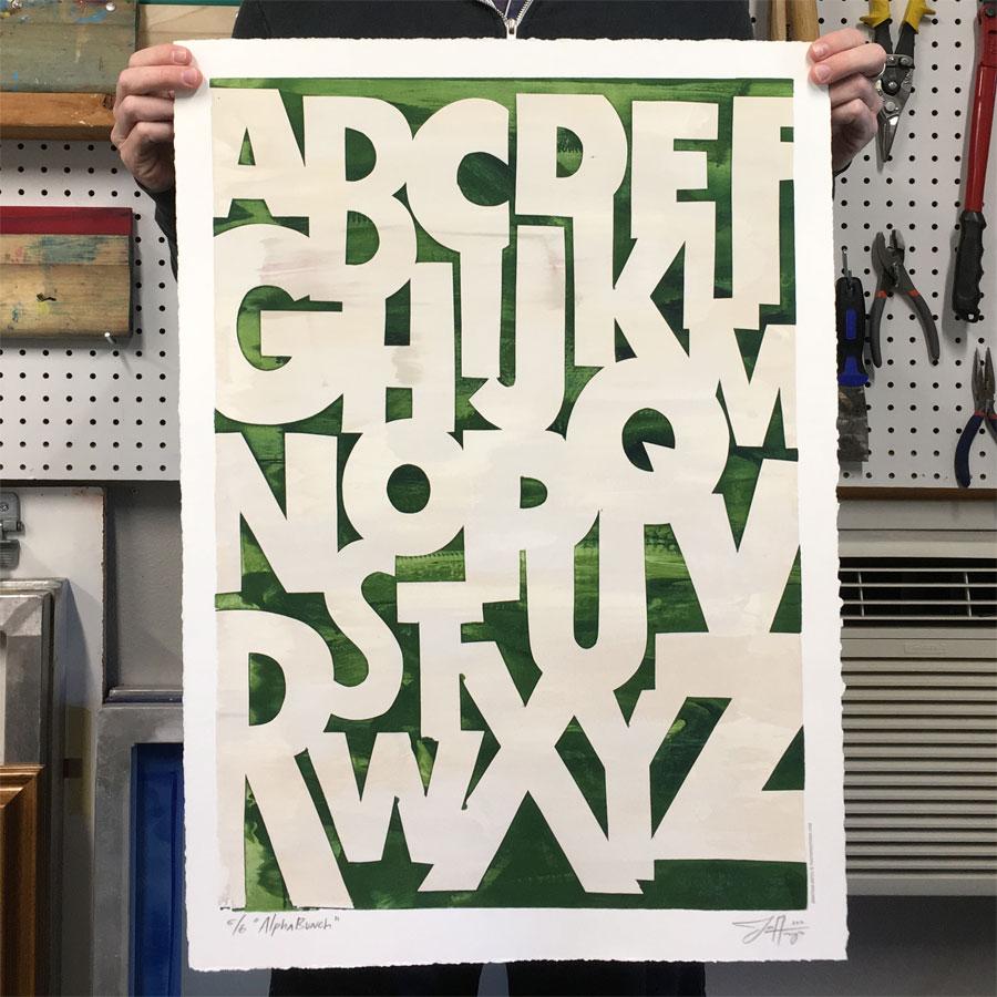 alphabunch-serigraph-arvizu