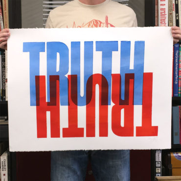 truth-serigraph
