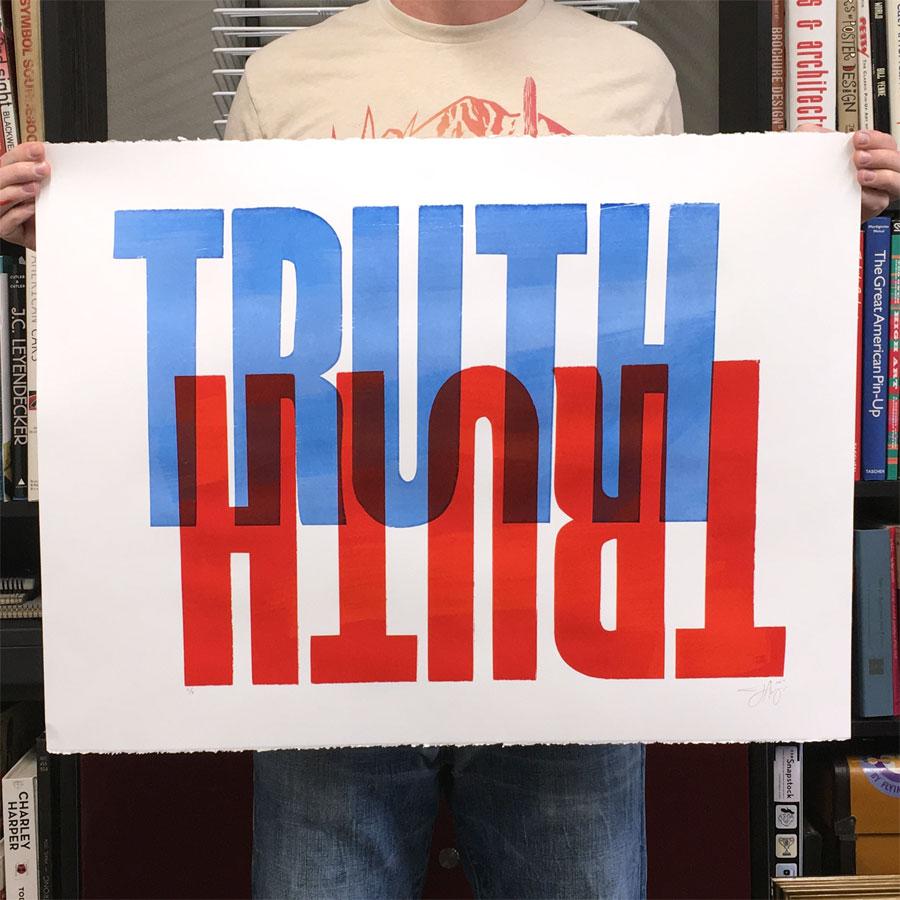 truth-serigraph