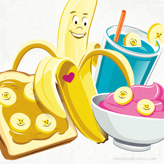 banana-pbtoast-smoothie-yogurt-arvizu