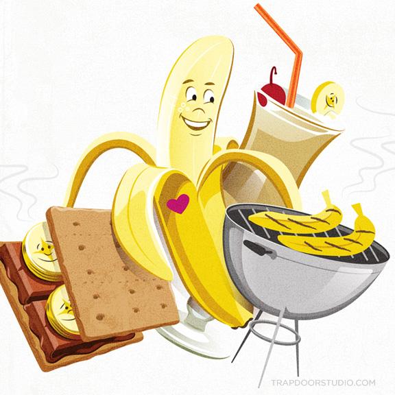 banana-smore-colada-grill-arvizu