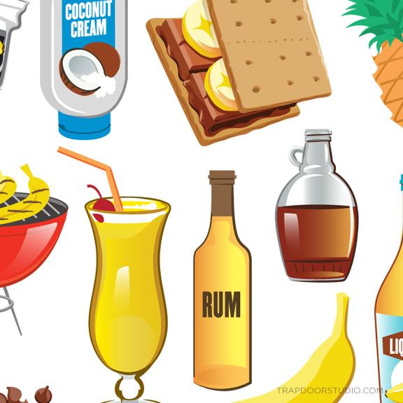 rum-syrup-banana-arvizu