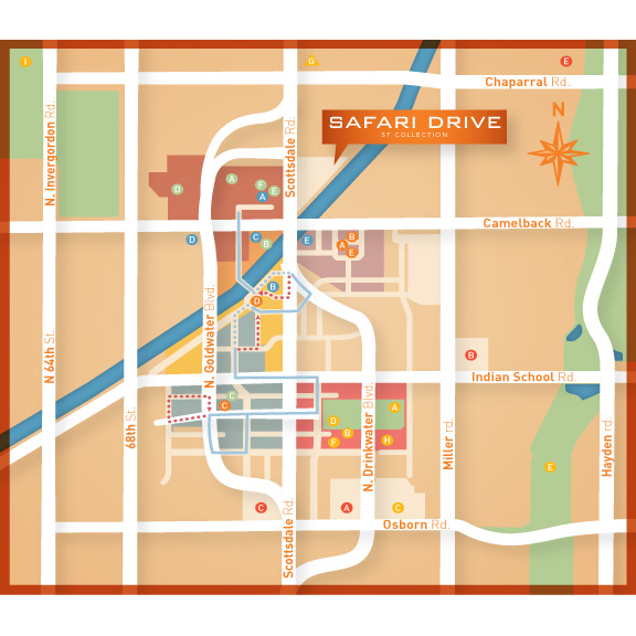 safaridrive_map
