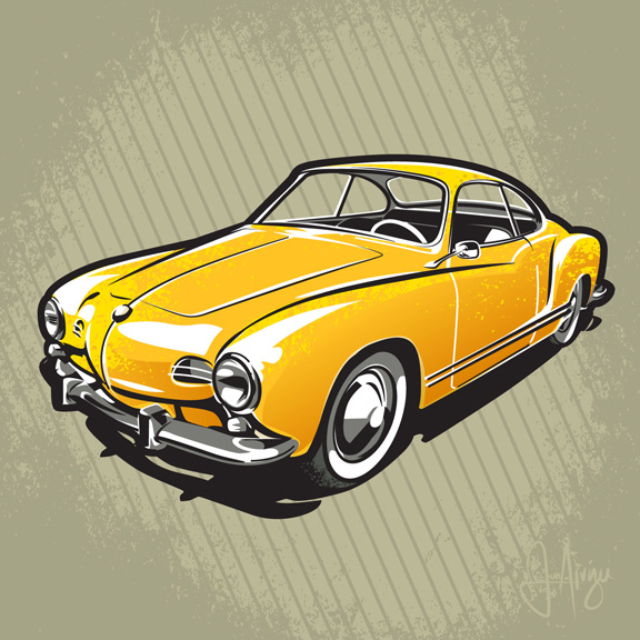 type14-vw-kharmannghia-illustration-arvizu